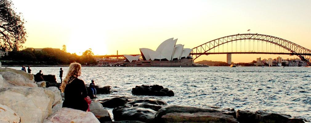 Mrs Macquaries Point, Sydney