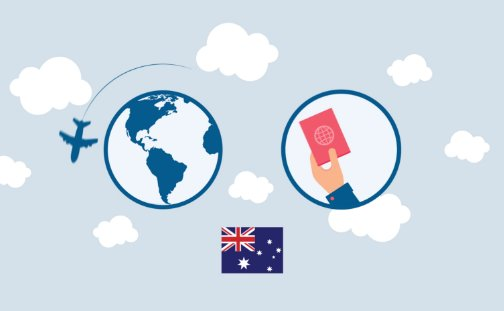 Video with information about Australia visa application