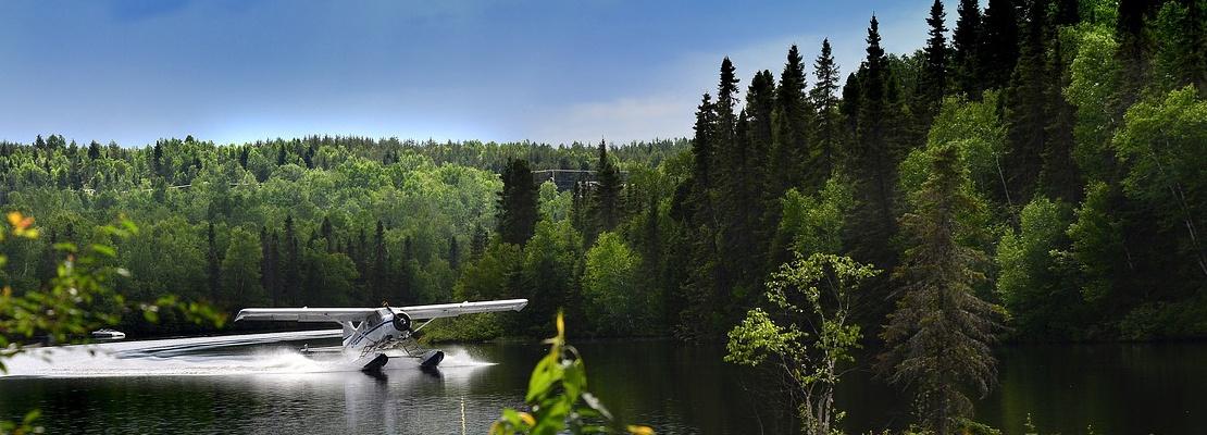 Canadian wildernis